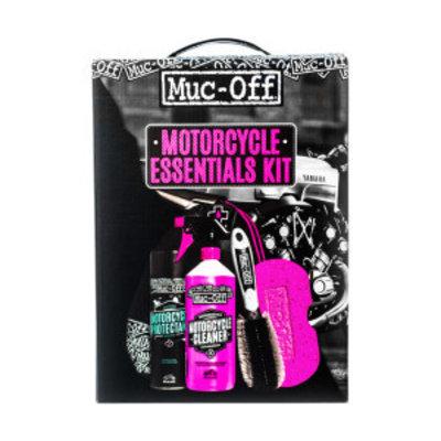 Muc-Off Bike essentials schoonmaakset