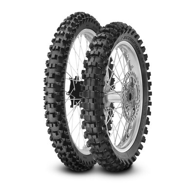 Pirelli Scorpion XC Medium Soft 120/100 -18 TT 68 M
