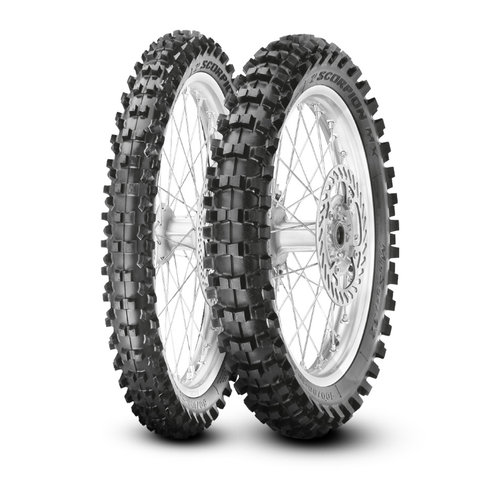 Pirelli Scorpion MX32 Mid Soft 100/90 -19 TT 57 M rear