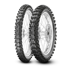 Pirelli Scorpion MX32 Mid Soft 90/100 -14 TT 49 M rear 90/100 -14 TT 49 M rear