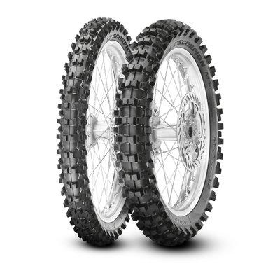Pirelli Scorpion MX32 Mid Soft 90/100 -14 TT 49 M rear