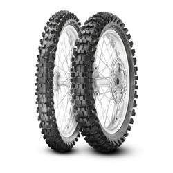 Pirelli Scorpion MX32 Mid Soft  60/100 -14 TT 29 M front 60/100 -14 TT 29 M front