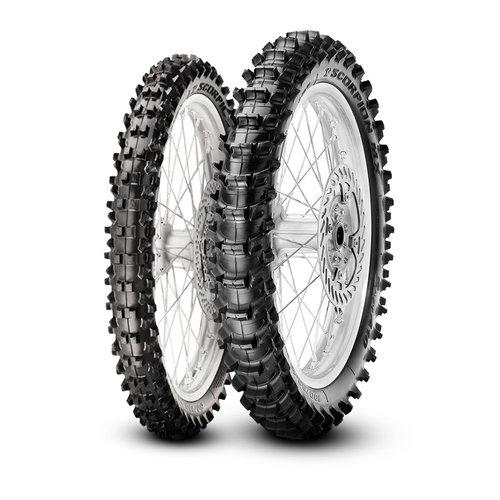 Pirelli Pirelli Scorpion MX Soft/MX410 rear 110/90 -19 TT 62 M 110/90 -19 TT 62 M
