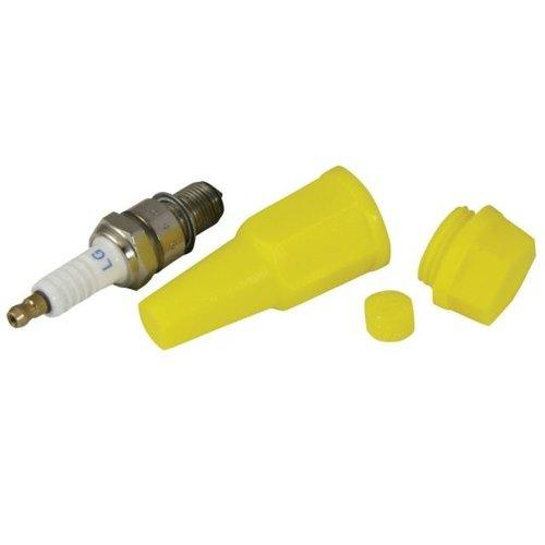 Bike-It Sparkplug Case waterproof