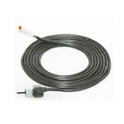 Snelheidssignaalomzetter, D (zwarte connector, JIS Type a)