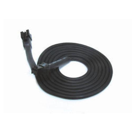 KOSO Temp sensor wire 1M (black connector)