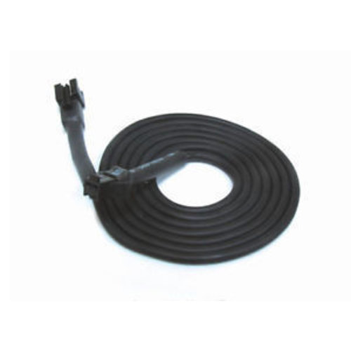 KOSO Temperatursensordraht 1M (schwarzer Stecker)