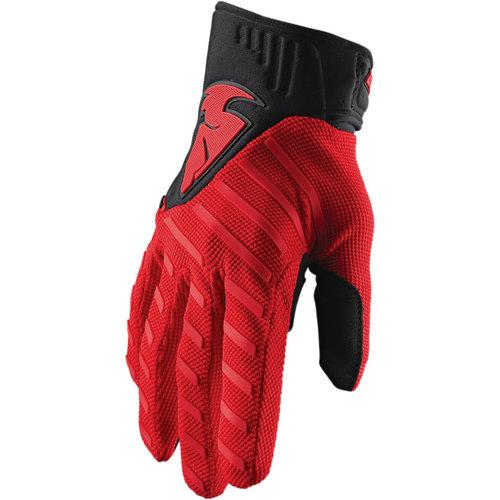 Thor Rebound Glove S20 Red/Black