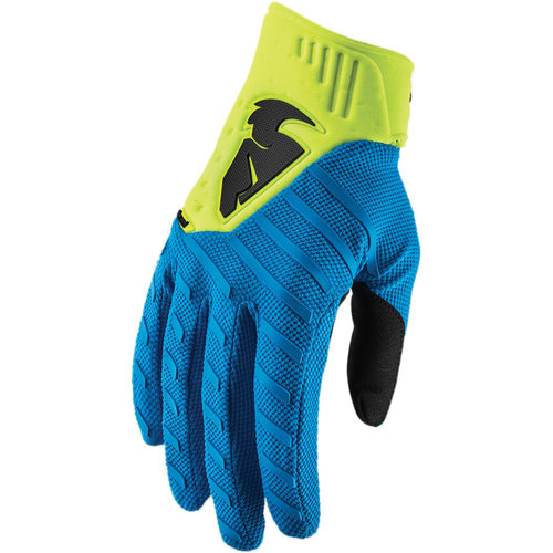 Thor Rebound Glove S20 Blue/Acid