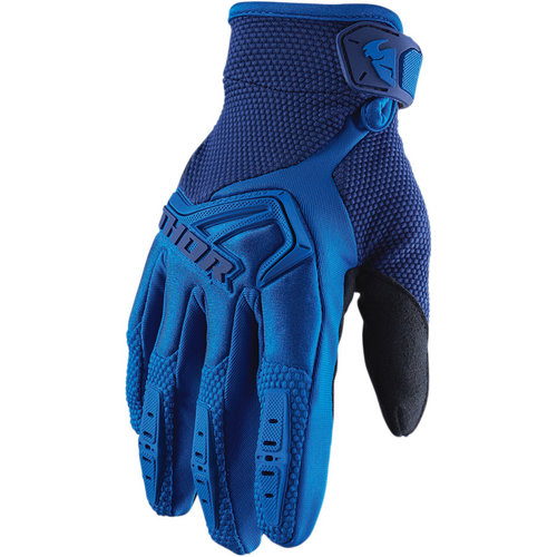 Thor Spectrum Glove S20 Blue