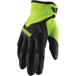 Spectrum Glove S20 Black/Acid