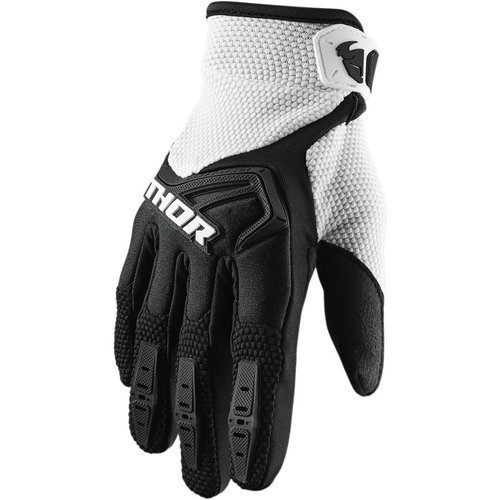 Thor Spectrum Glove S20 Black/White
