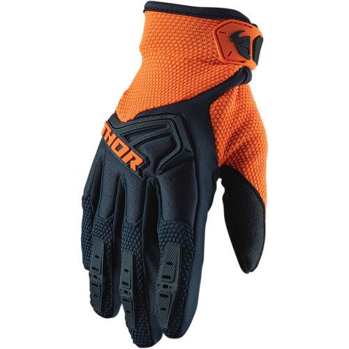 Thor Spectrum Glove S20 Midnight/Orange