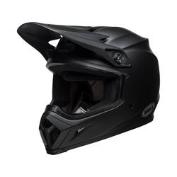 MX-9 MIPS Helm Mat Zwart