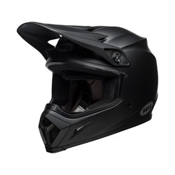 MX-9 MIPS Helm Matt Schwarz