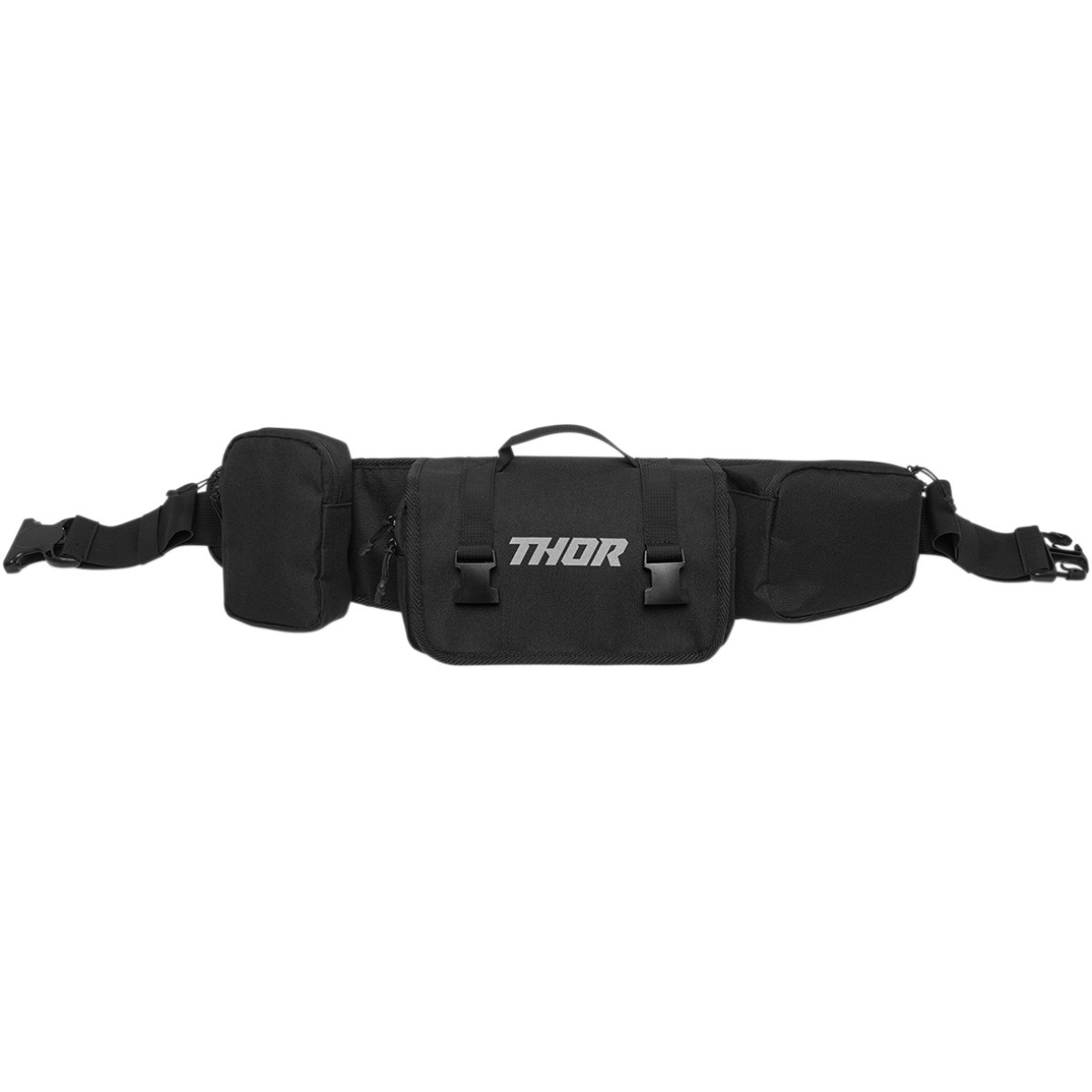 Thor MX Motocross Vapor Hydration Pack 1.5L Gray//Black