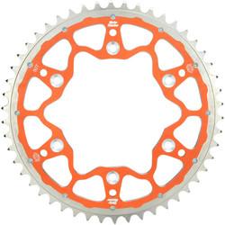 Fusion Achtertandwiel Oranje KTM/Husa/Husq