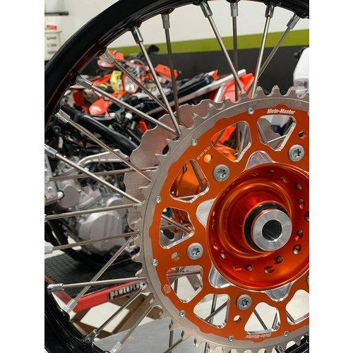 Moto-Master Fusion Achtertandwiel Oranje KTM/Husa/Husq