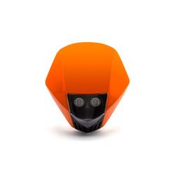Stealth Supermoto LED-Scheinwerfermaske (Farbe auswählen)