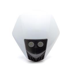 Stealth Supermoto LED-koplampmasker (selecteer kleur)