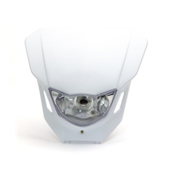 Supermoto Headlight Mask  (Select Colour)