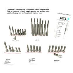 Titanium Engine Bolt Kit KAWASAKI KXF250 2020>