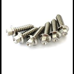 Titanium Plastic Screws K60X20TI KTM/Husq/Gasgas