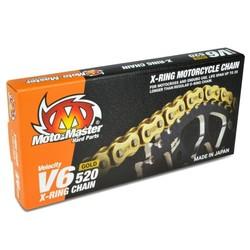 Moto-Master V6 X-Ring chain 120 links
