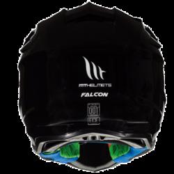 Falcon Solid Black