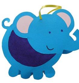 "Lampion ""olifant"" (compleet)"
