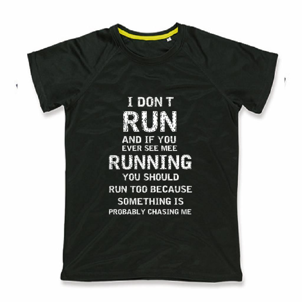 Hardloop shirt quick&dry I don't run