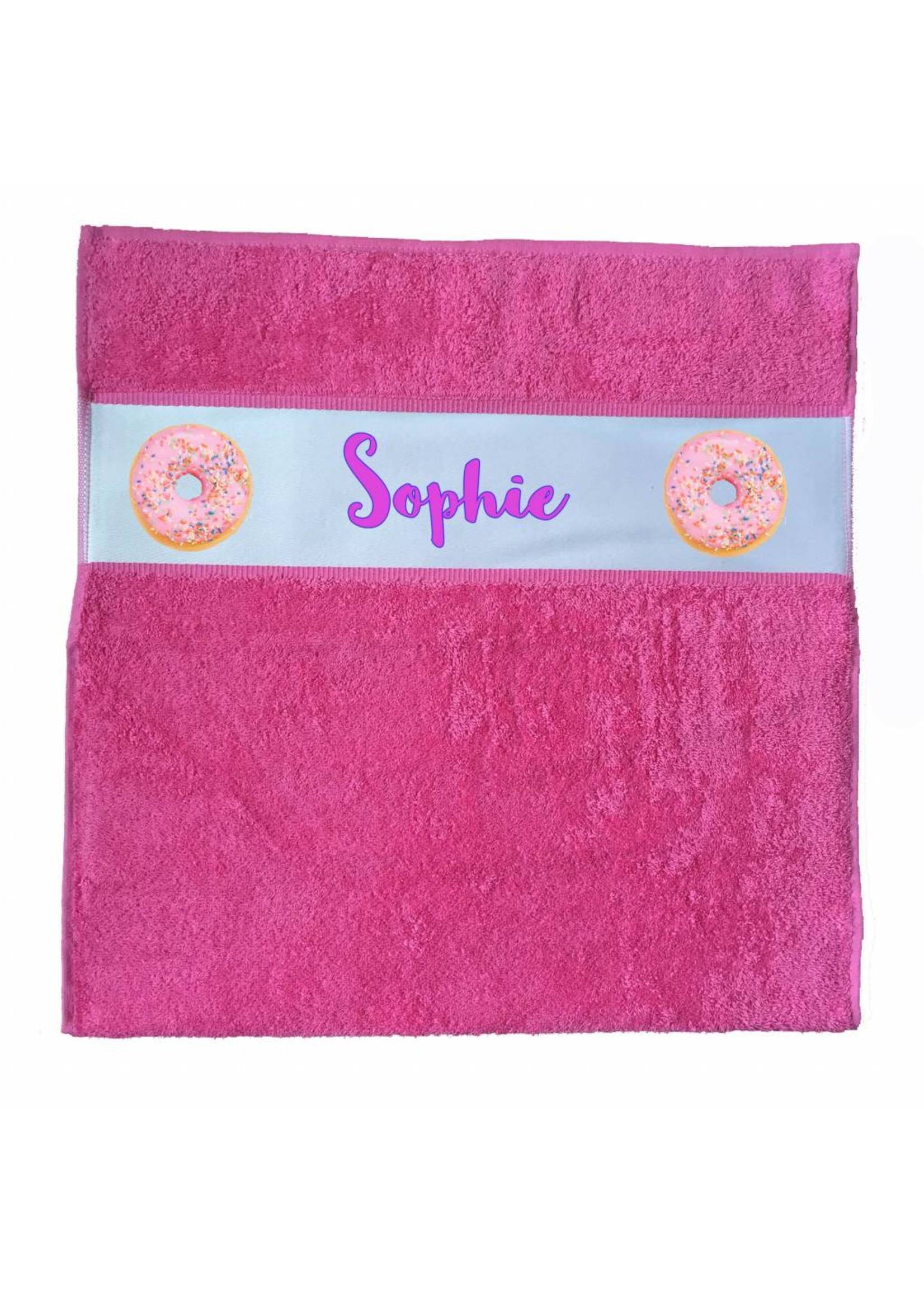 Slippers - Donut met naam