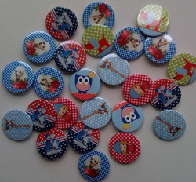 Button met uw eigen ontwerp