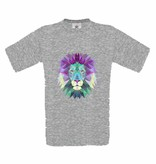 T-shirt Leeuw