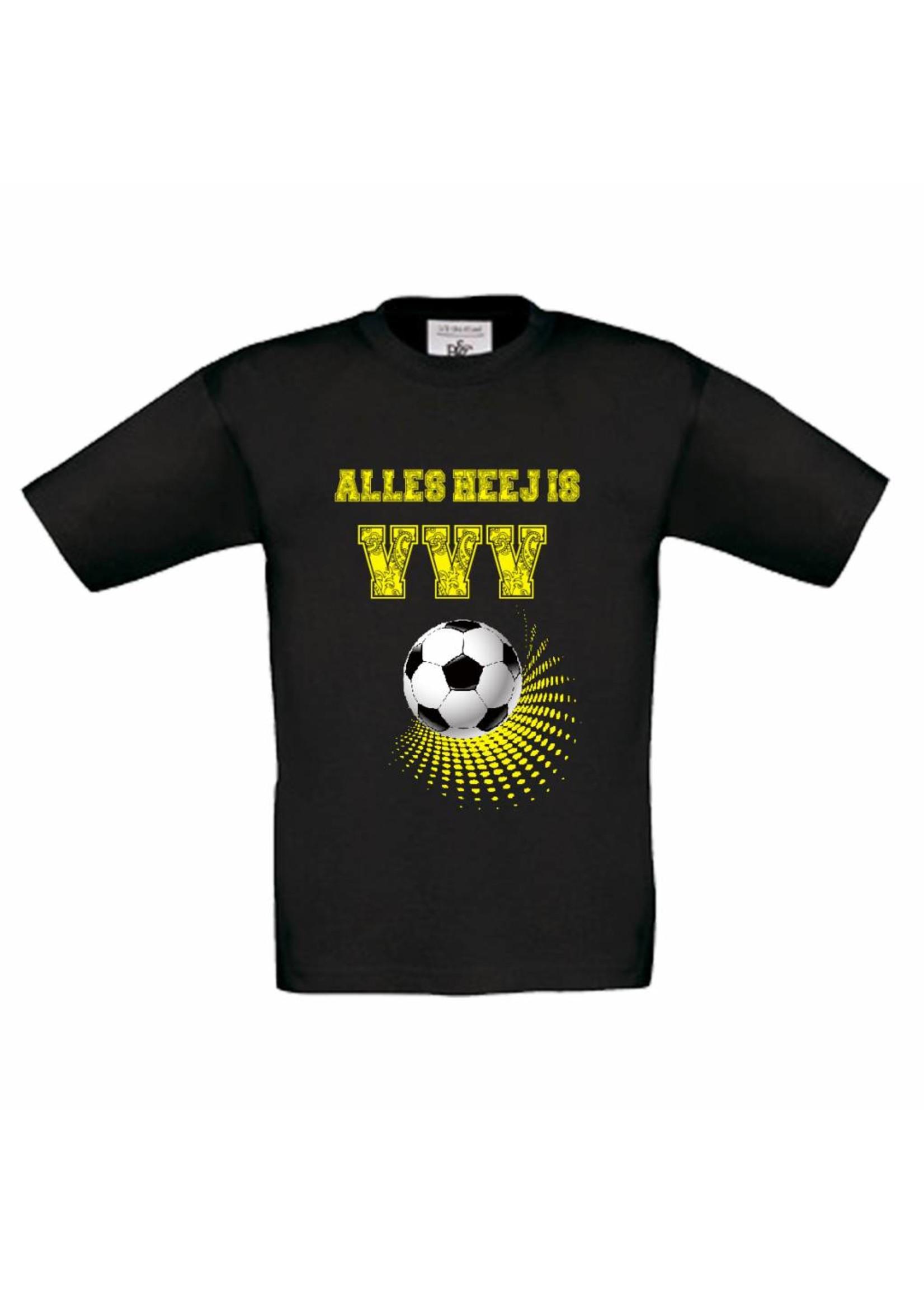 T-shirt Alles heej is VVV