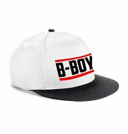 B-boy snapback pet