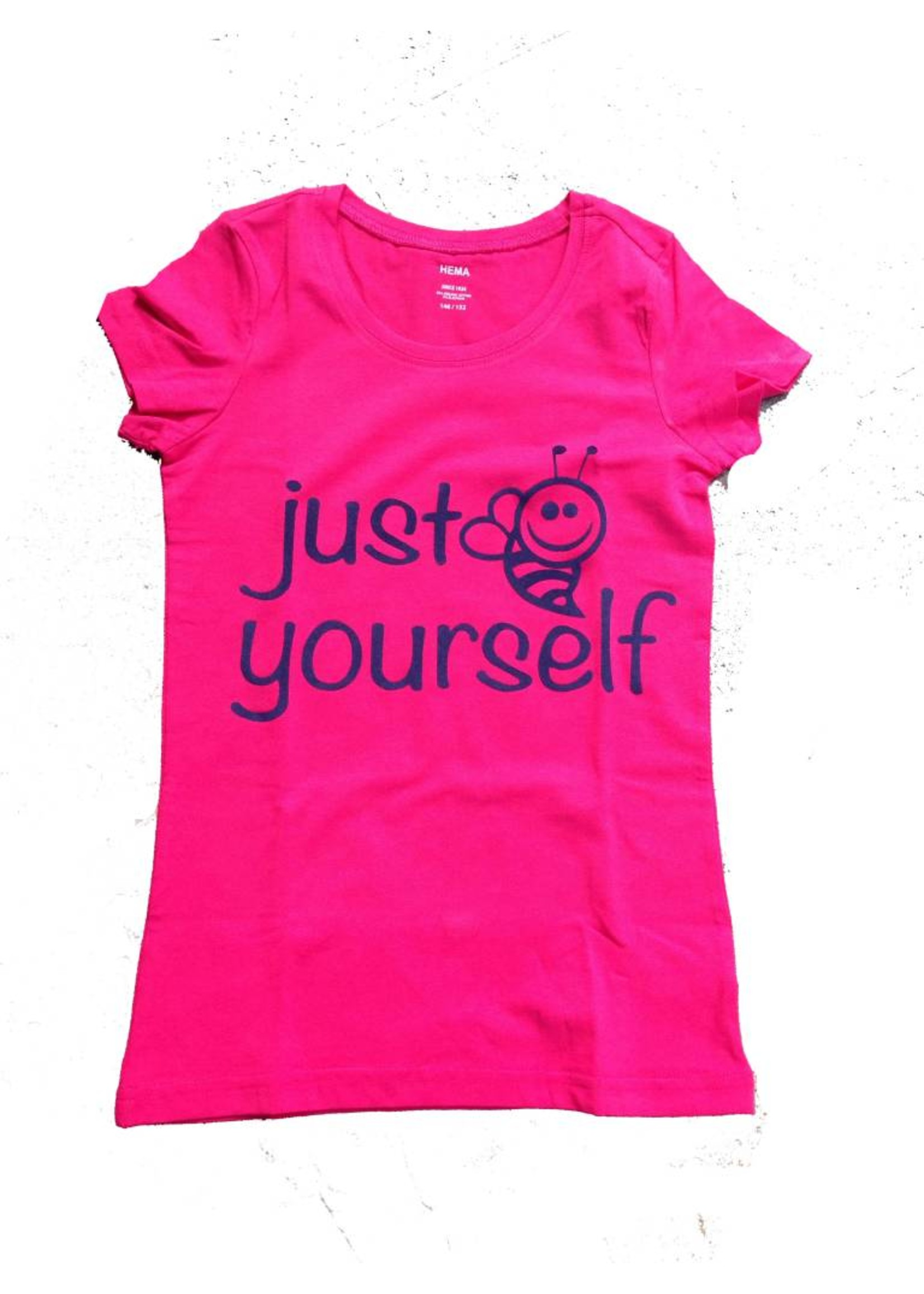 T-shirt just be yourself