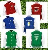 Thc varsity jacket