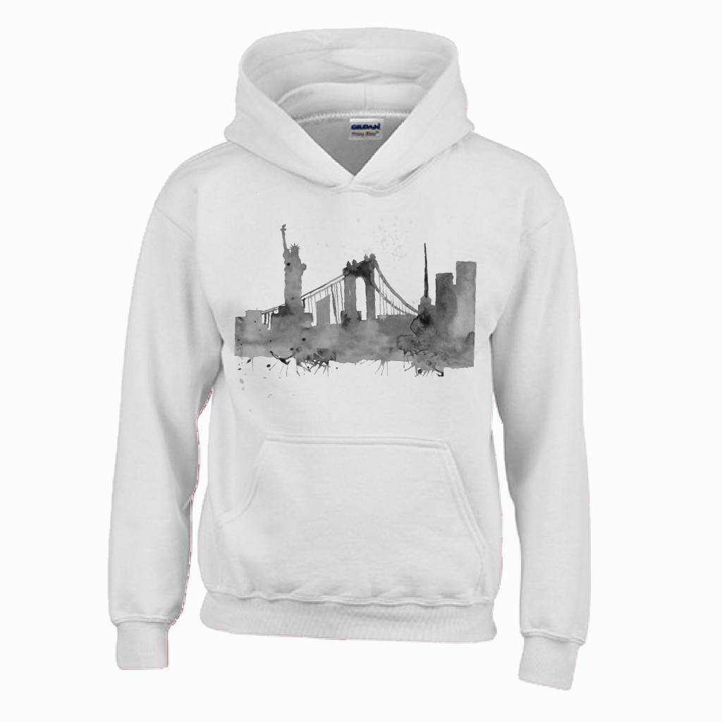 Hoodie skyline New York