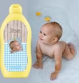 Zwitsal babyshampoo met naam en foto