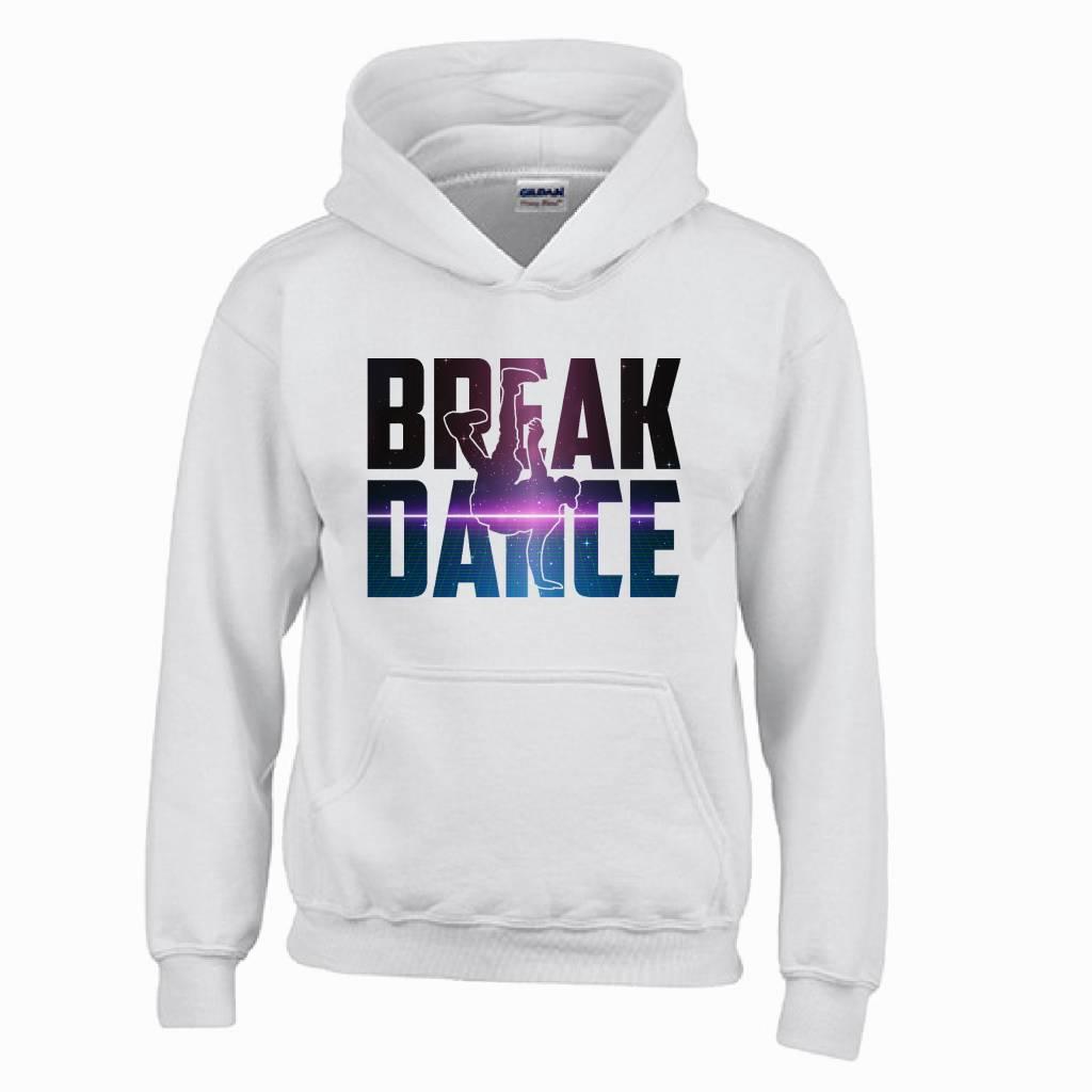 Breakdance hoodie
