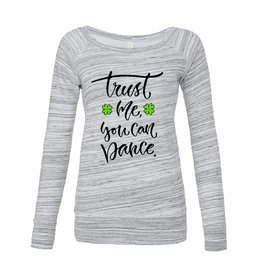 Trust me you can dance sweater