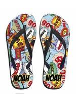 Slippers onomatopee
