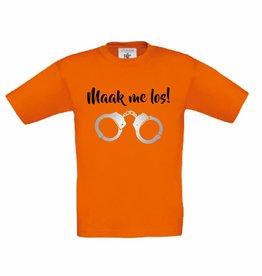 Maak me los t-shirt