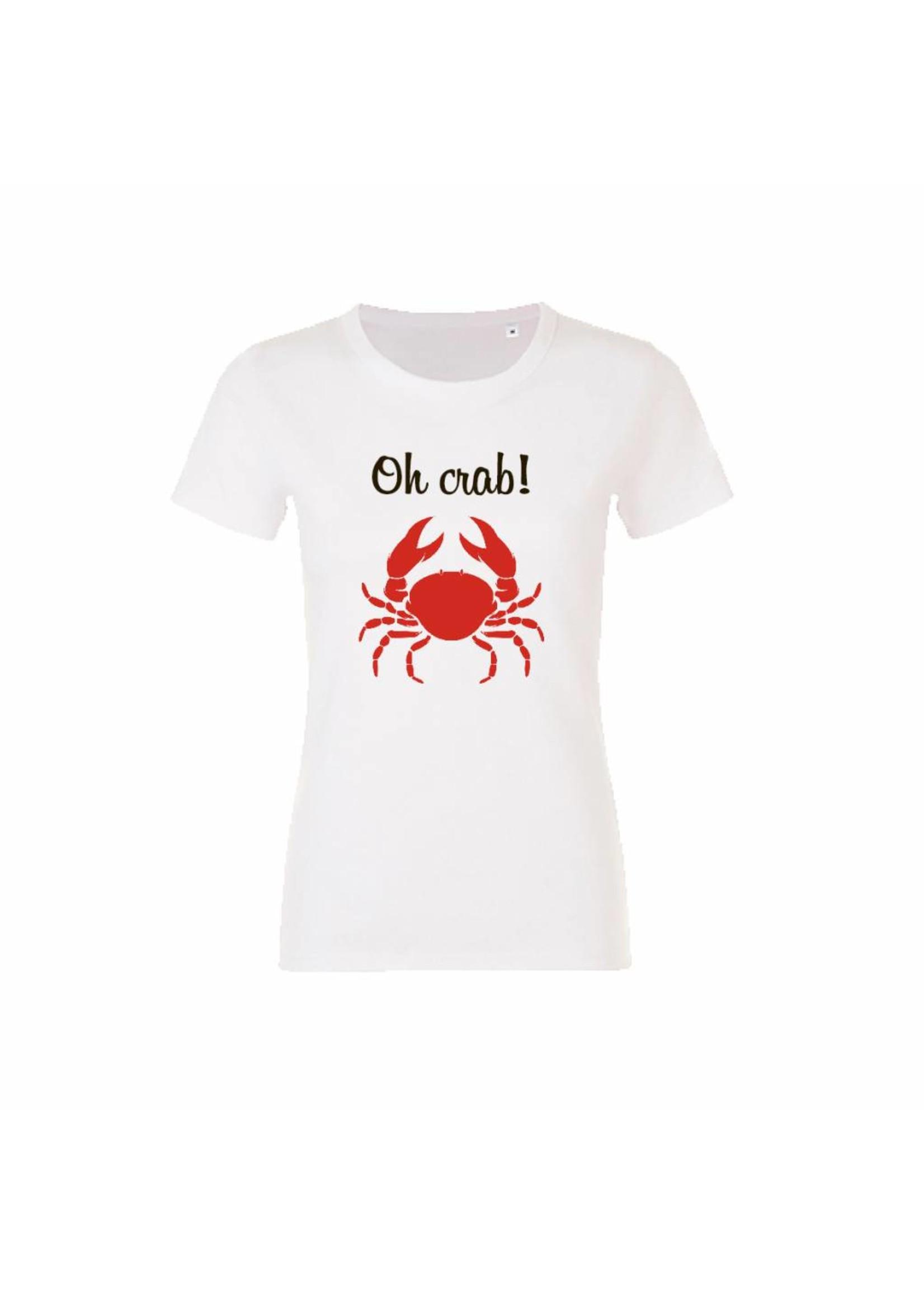 Oh crab t-shirt