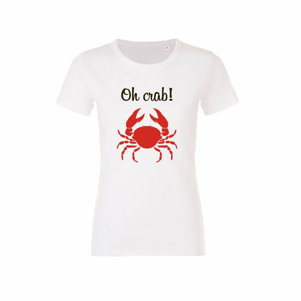 Oh crab t-shirt