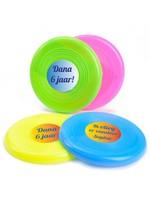 Frisbee traktatie