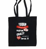 Tas Touch enough to be a nurse