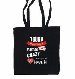 Tas Tough enough to be a nurse