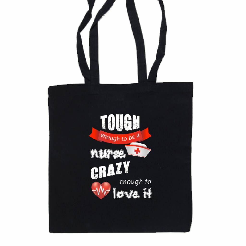 Tas Tough enough to be a nurse
